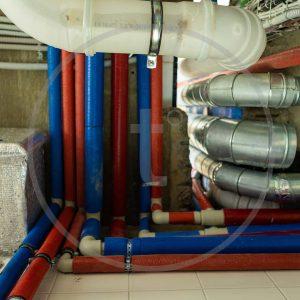 Водоснабжение - вентиляция