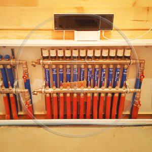 Коллектор отопления